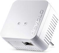 DEVOLO dLAN 550 WiFi Powerline (500 Mbit/s 1x Adapter im Set 1x LAN Port) - Plug-Type F (EU)