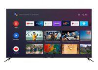 Smart Teh 4K Ultra HD LED TV 183,8cm (65 Zoll) SMT65E1MUC2M1B1 Triple Tuner, HDR, Android Smart TV