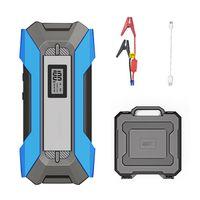 99990mAh Auto Jump Starter Digital Powerbank Booster Starthilfe Ladegerät USB