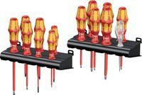 Schraubendrehersatz VDE isol. 16tlg. Schlitz/PH/PZD/ PlusMinus/TX/Spannungsprüf