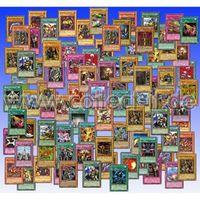100 gemischte Yu-Gi-Oh Karten