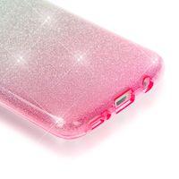 Nadoli Leder H/ülle f/ür Galaxy S7 Edge,Luxus Bling Glitzer Diamant 3D Handyh/ülle im Brieftasche-Stil Perle Herz Flip Schutzh/ülle Etui f/ür Samsung Galaxy S7 Edge,Rosa