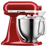 KitchenAid Küchenmaschine ARTISAN PREMIUM 4,8 Liter 5KSM185PSEER Empire Rot