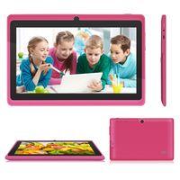 Wyctin Android 4.4 Tablet Pc Q88 7'' Zoll Kinder Pad Quad Core Dual Kamera 8Gb De