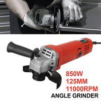 850W 11000RPM Winkelschleifer Trennschleifer Scheibe Schleifmaschine 125mm