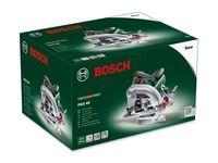 Bosch Handkreissäge PKS 40 + 1 Sägeblatt 850 Watt