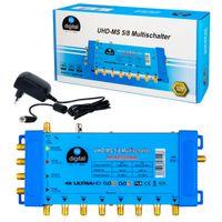 HB-DIGITAL Multischalter UHD-MS 5/8