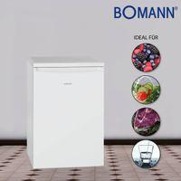 BOMANN KS 2184.1 Kühlschrank weiß 120 Liter inkl. 4-Sterne-Gefrierfach