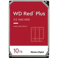 """WD Red Festplatte - 3,5"""" Intern - 10 TB - SATA (SATA/600) - Speichersystem Unterstütztes Gerät - 5400U/Min - 180 TB TBW"""