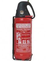 Neu2 kg ABC KFZ Feuerlöscher mit Manometer und KFZ-Halter