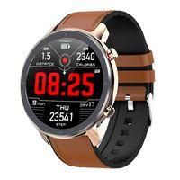 L11 Smart Watch Männer EKG+PPG Herzfrequenz-Blutdruckmonitor IP68 Wasserdichte Wetter-Smartwatch