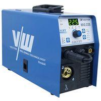 Schweißgerät VECTOR MIG225A Schutzgas Kombi Gerät MIG/MAG/WIG/MMA/Flux/FüllDraht Welder