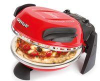 G3 Ferrari Pizzamaker Delizia G10006 Pizzaofen Miniofen Pizzamaker Express rot