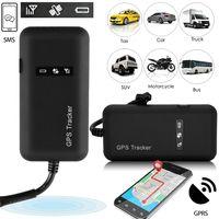 Mini Echtzeit GPS Antenne Auto Fahrzeug Tracker Locator GPRS GSM Tracking System Fahrzeug / LKW / Van KFZ Auto Motorrad eBike Quad GPS Locator