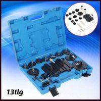 13tlg Profi Adapter Satz f. Druckluft Bremsenentlüfter Bremsenentlüftungsgerät E20 Stahl Hochwertige Materialien