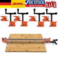 """4 Satz 1/2 """" Schraubzwingen Schraubstock Rohr Schraubzwinge Für Holzbearbeitung"""