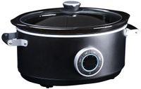 GASTRONOMA 18280002 Der clevere Pulled Pork Maker. Schongarer, Slow Cooker, 6,50 Liter
