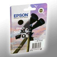 Epson Tintenpatrone schwarz 502 XL                    T 02W1