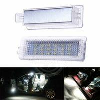 2x  LED Fußraum Kofferraum Innenbeleuchtung für BMW X5 X6 E87 E90 E92 E65 E63 E60 E61