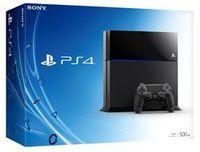 Playstation 4 Grundgerät 500GB (schwarz)