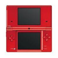 Nintendo DSi - Konsole NDS rot ()
