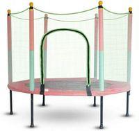Kinder Trampolin Mit Sicherheitsnetz Trampolin Indoor/Outdoor Gartentrampolin Trampolin Fitness 200kg