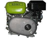 Varan Motors - 92441 Benzinmotor 6,5PS 4,8KW mit Ölbadkupplung, Reduktionsgetriebe 1/2, Achse mit Passfederkupplung 19.96mm