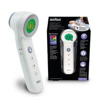 BRAUN Stirnthermometer BNT400WE