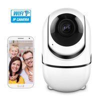 Home Smart ueberwachungskamera 1080P HD IP Kamera 360 Grad Nachtsicht Cradle Kopf Fuer Smartphone APP Fernbedienung