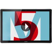 Huawei MediaPad M5 10.8' WiFi (53010BDU)/ 2560 x 1600/ Kirin 960 Octa-Core/ 4 GB/ 32GB/ Android 8.0, Farbe:Silber