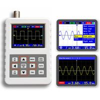 Scode ADS2050H Tragbares Handheld Oszilloskop LCD Hochpräzision 5MHz