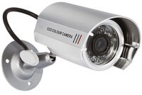 Dummy-Kamera / Kamera-Attrappe CS 22 D Smartwares Alu