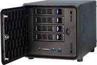 Inter-Tech SC-4100 4*HDD          bk ITX | Storage-Gehäuse