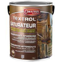 Owatrol Textrol Outdoor Holz Fleck für Soft 5 L Farblos