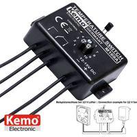 KEMO M169A Temperaturschalter 12V Thermostat SCHALTER Sensor Relais 25V/5A(407