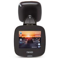 Nikkei Full-HD Dashcam ROADX4 Schwarz