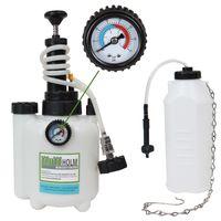 TrutzHolm® Bremsenentlüfter Bremsenentlüftungsgerät Bremsflüssigkeit 3L Behälter