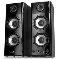 Genius SP-HF1800A, PC, 3-Wege, Tischplatte/Bücherregal, 50W, 20 - 20000 Hz, 85 dB