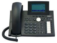 Snom 360 IP Telefon, Rufnummernanzeige, Freisprechfunktion, VoIP