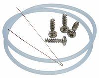 Dichtung Pumpentopf Spülmaschine Fehlermeldung E15 für Bosch Siemens 12005744