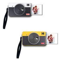 Kodak Mini Shot Combo 2 Retro gelb, Farbe:Weiß