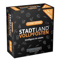 DENKRIESEN - STADT LAND VOLLPFOSTEN - Das Kartenspiel - Classic Edition