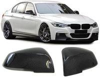 Carbon Spiegelkappen zum Austausch für BMW F30 F31 F34 F35 F32 F33 F36 F20 F22 E84