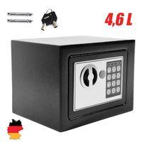 Minisafe elektronischer Safe Tresor Minitresor Wandtresor Möbeltresor