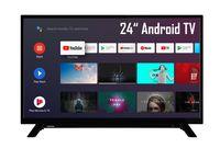 Toshiba 24WA2063DA 24 Zoll Fernseher (HD ready, HDR10, Android TV, Bluetooth, Netflix, Triple-Tuner)