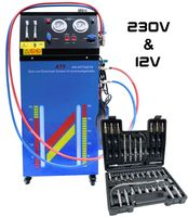 Automatikgetriebe 220V + 12V Ölwechsel ATF Ölwechselmaschine