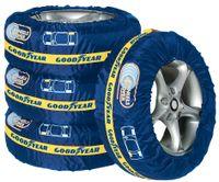 GOODYEAR Reifentaschen Set 4-teilig aus Polyester wasserabweisend