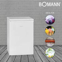 Bomann Gefrierschrank GS 2186.1 weiß 85 Liter