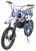 Kinder Jugend Crossbike Predator 125cc 17/14 (Blau)