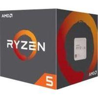 AMD Ryzen 5 2600 Hexa-Core 3,40 GHz Prozessor - Retail Paket - 16 MB Cache - 3,90 GHz Übertaktgeschwindigkeit - 12 nm - Sockel AM4 - 65 W